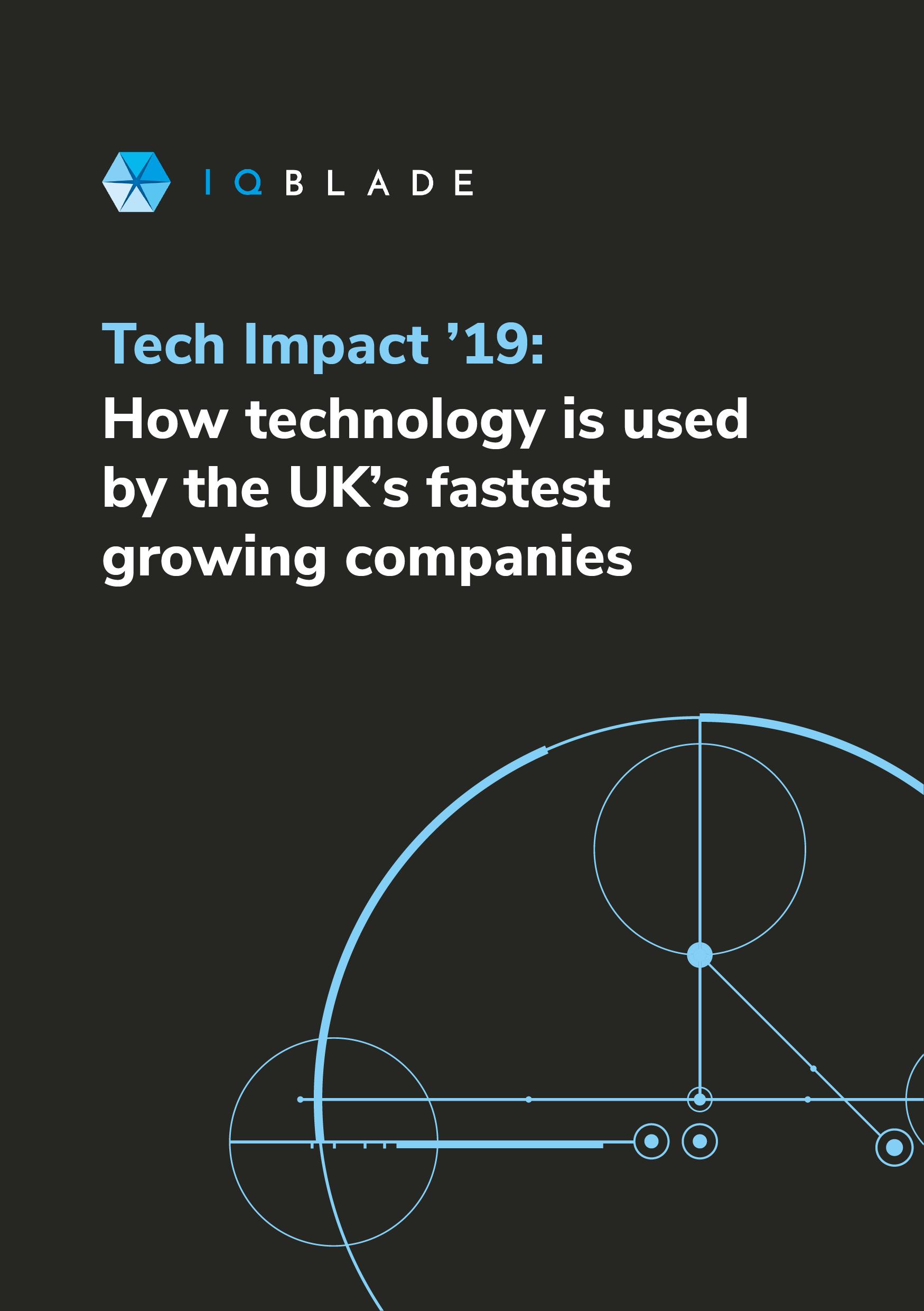 Tech Impact '19 cover